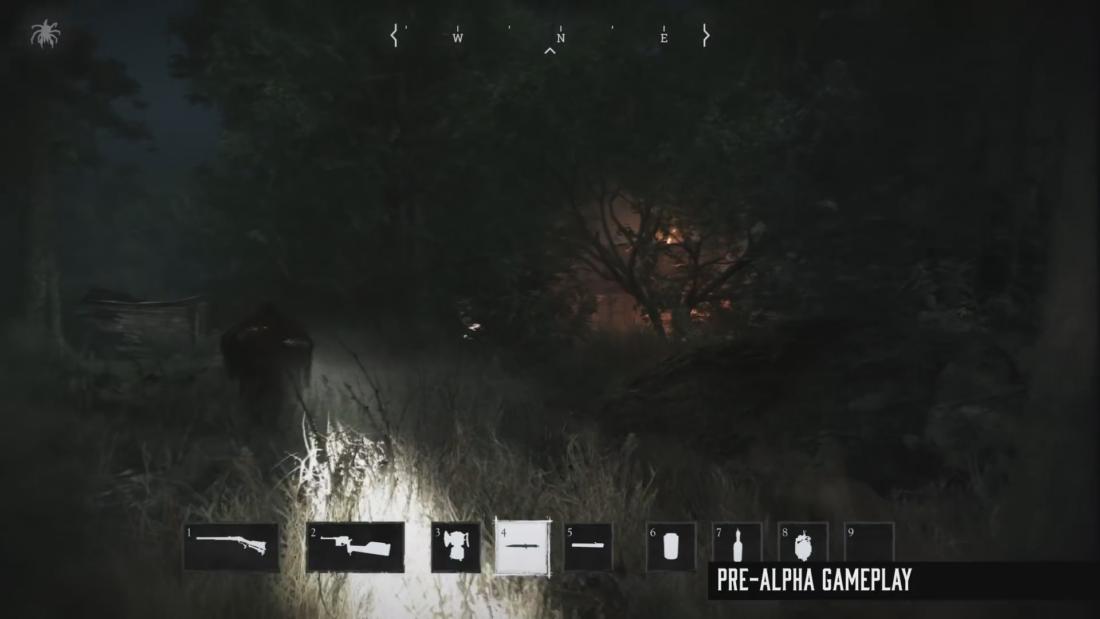 Hunt: Showdown pre-alpha