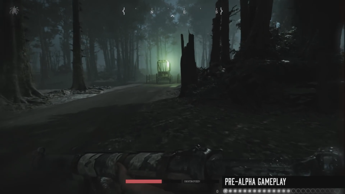 Hunt: Showdown pre-alpha