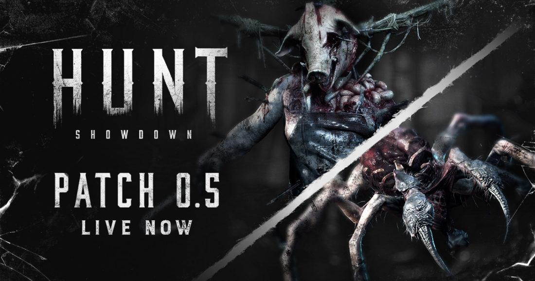 Первое контентное обновление 0.5 к Hunt: Showdown