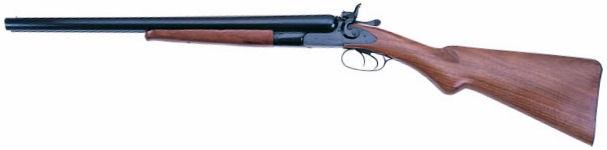 Двуствольный дробовик Colt M1878 Coach Gun 12-го калибра.