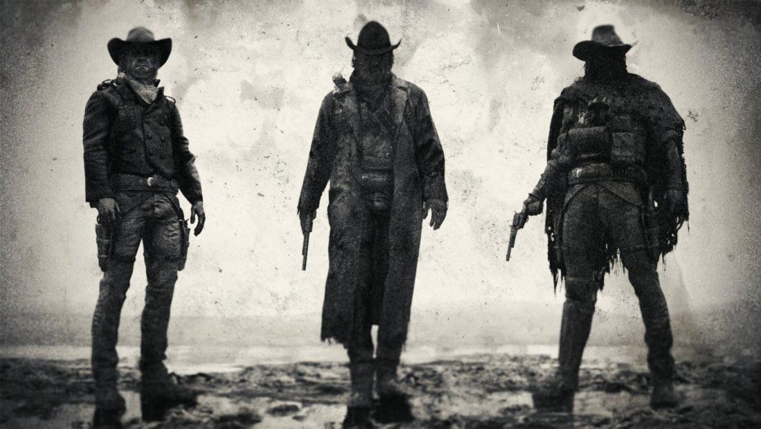 Охотники в Hunt Showdown