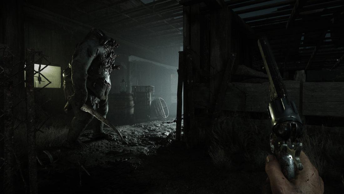 Суть игры Hunt: Showdown