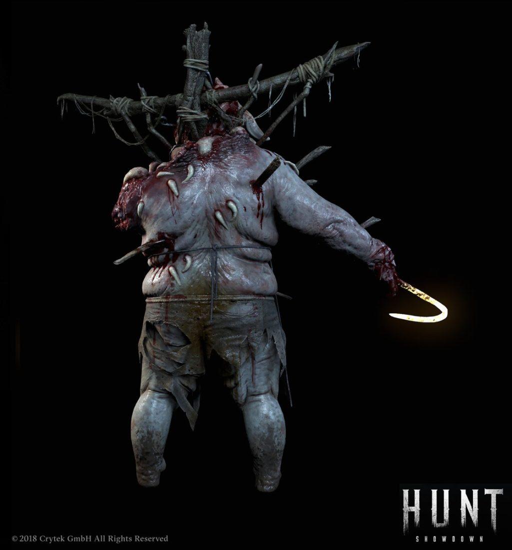 Босс Мясник в игре Hunt: Showdown