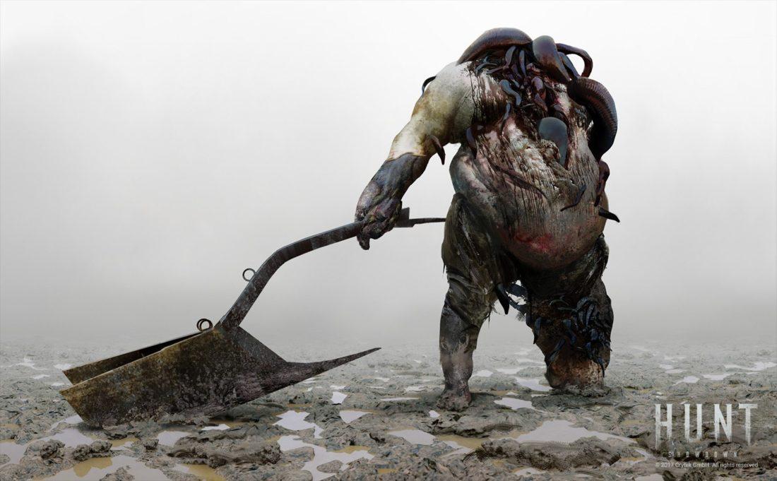 Мясные головы в Hunt: Showdown