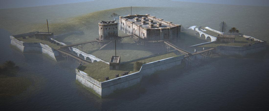 История Fort Carmick