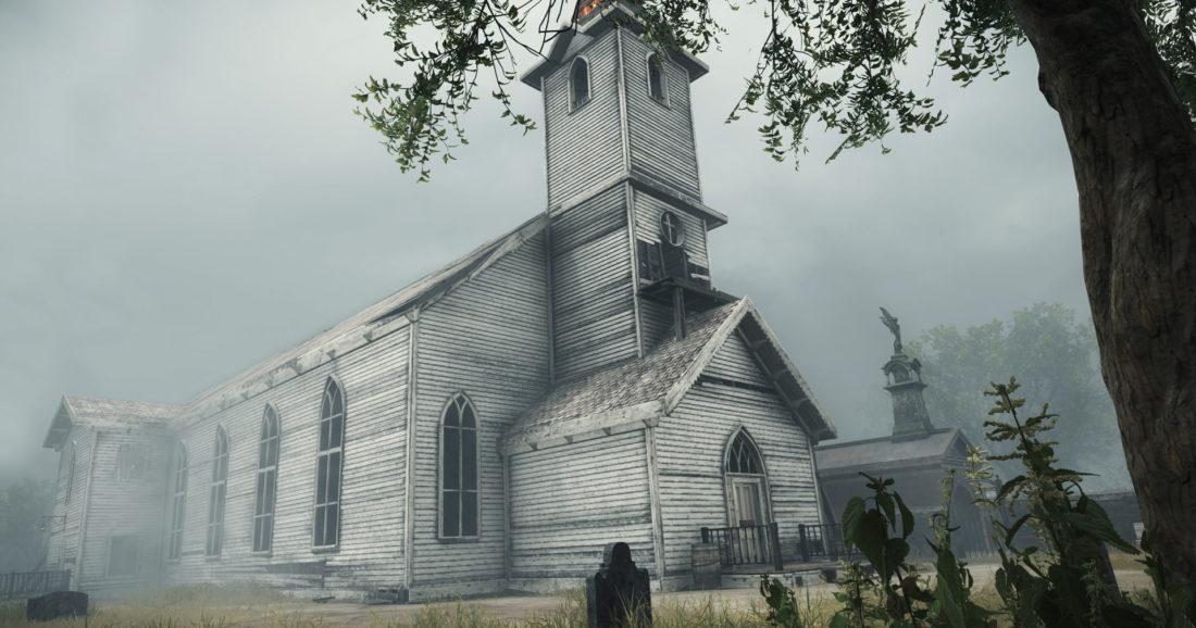 Healing-Waters Church в Hunt: Showdown