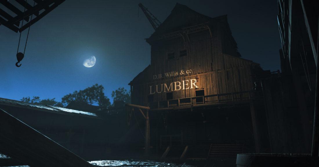 Reynard Mill & Co. Lumber в Hunt: Showdown