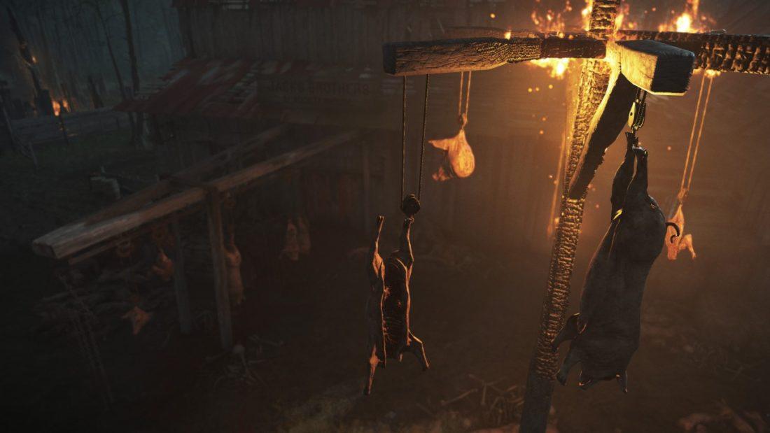 Бойня (The Slaughterhouse) в Hunt: Showdown