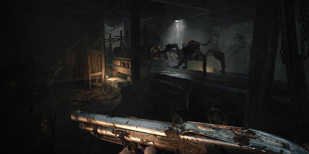 Обновление 2.4 к игре Hunt: Showdown