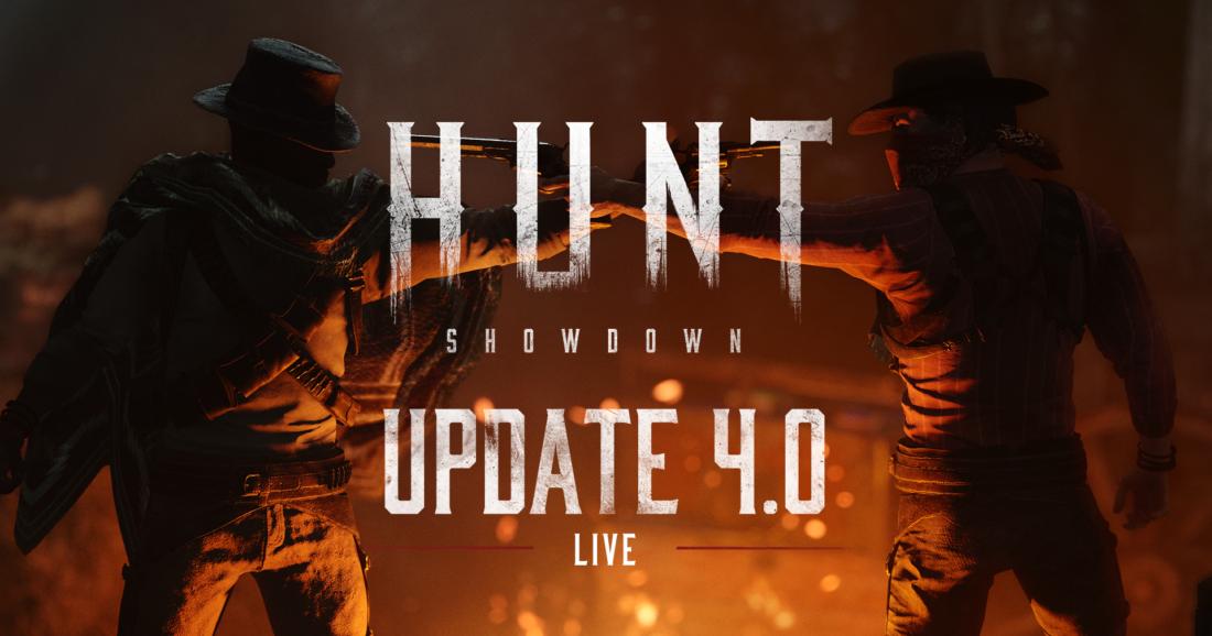 Обновление 4.0 установлено на основные сервера игры Hunt Showdown