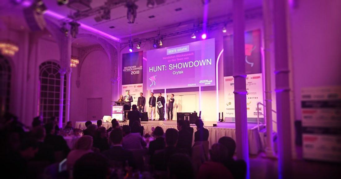 Hunt: Showdown получил два приза за лучшую графику и лучший звук от German Developer Awards