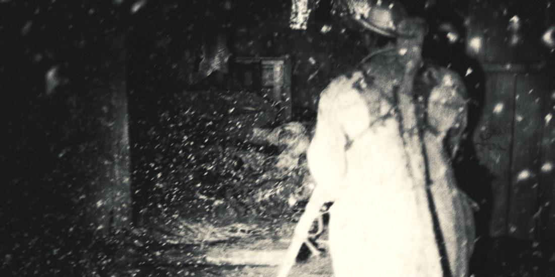 Обнаружение логова зверя с помощью тёмного видения в Hunt: Showdown