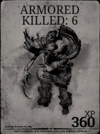 Убийство Бронированных
