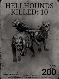 Убийство Адских гончих