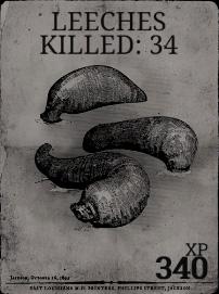 Убийство Пиявок