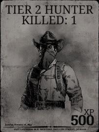 Убийство охотника 2-й категории в Hunt: Showdown