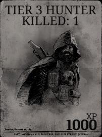 Убийство охотника 3-й категории в Hunt: Showdown