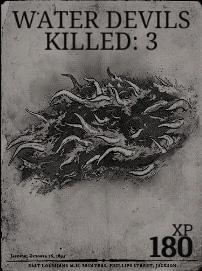 Убийство Водяных дьяволов