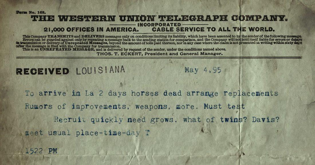 Телеграмма Hunt: Showdown