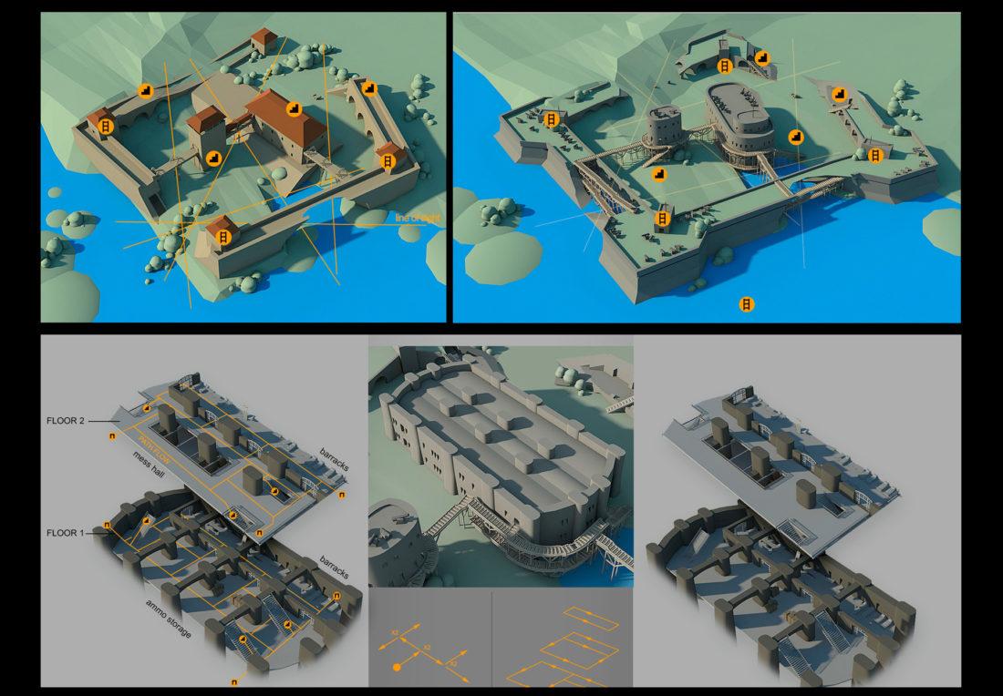 Создание карты Lawson Delta для Hunt: Showdown