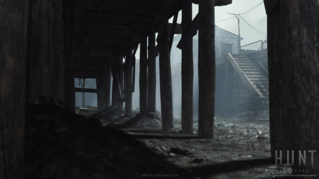 Port Reeker в Hunt: Showdown