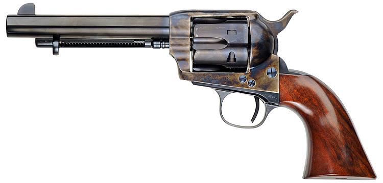 "Single Action Army в ""артиллерийском"" варианте исполнения - .45 Long Colt"