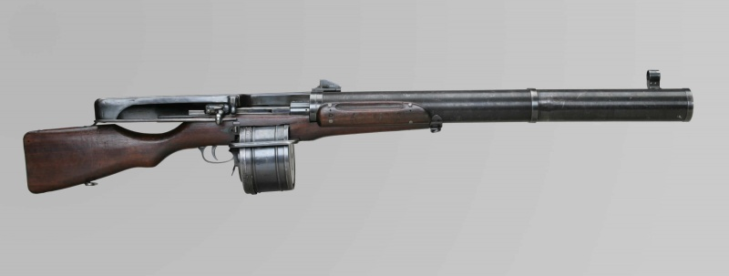 Huot Automatic Rifle - .303 British