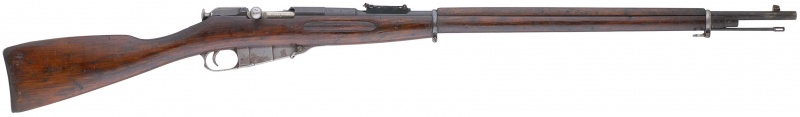 Mosin Nagant M1891 - 7.62x54mm R