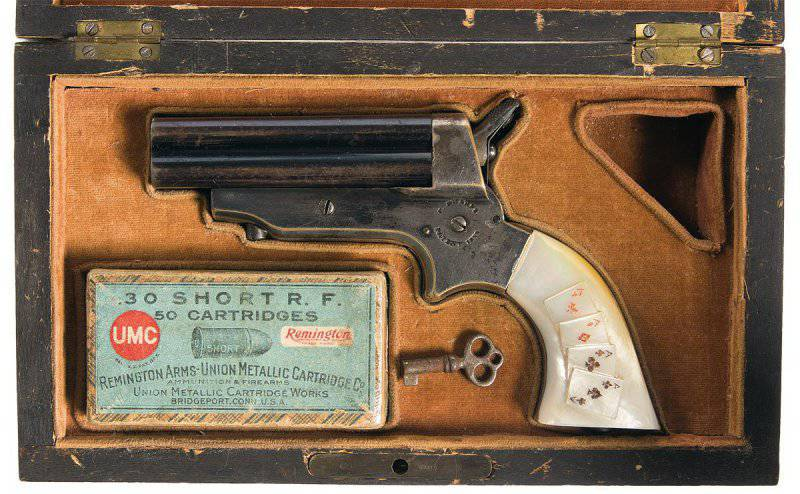 Sharps Model 1C - .22 Short