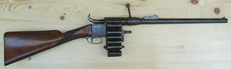 Treeby Chain Gun