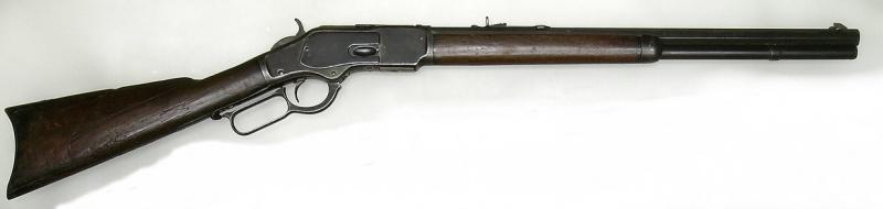 Winchester M1873 - .44-40