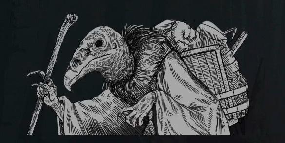 Перк Vulture в Hunt: Showdown