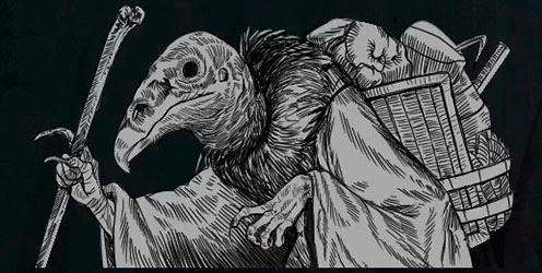 перк Vulture (Падальщик) в Hunt: Showdown