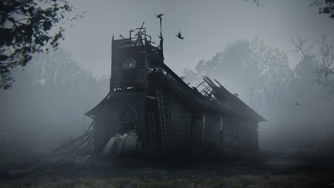 Hunt: Showdown - A Shrine of Mists