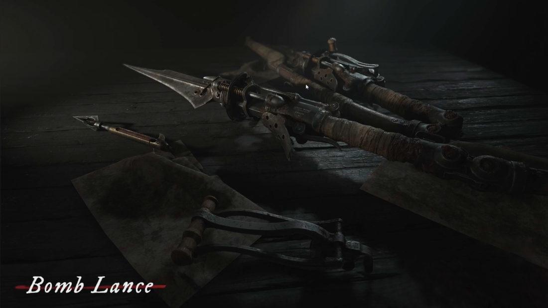 Оружие Bomb Lance в Hunt: Showdown