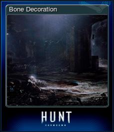 Hunt: Showdown - Bone Decoration