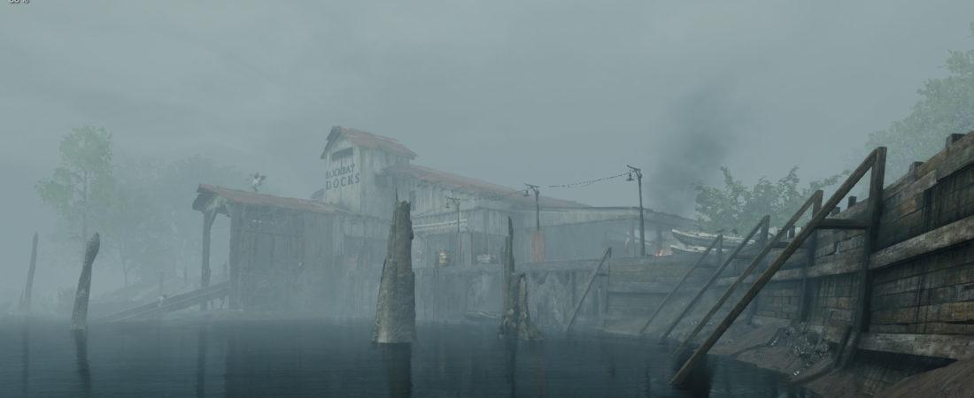 Lockbay Docks