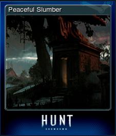 Hunt: Showdown - Peaceful Slumber