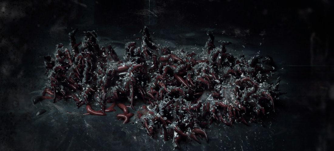 """Информация о Водяных дьяволах, изложенная в """"Книге монстров"""" (MONSTRORVM) игры Hunt: Showdown"""