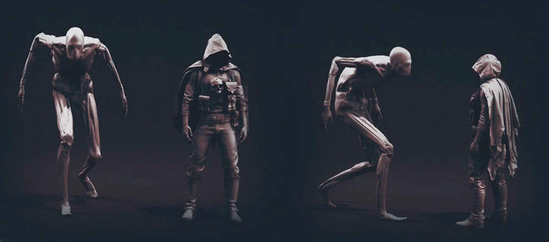Босс Assassin в игре Hunt: Showdown