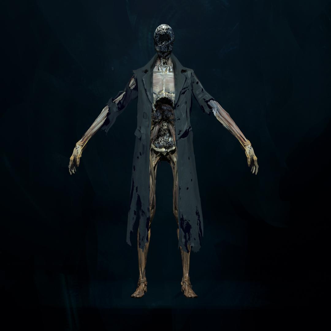 Как создавали нового босса Assassin для игры Hunt: Showdown