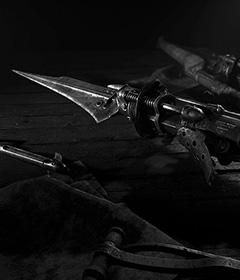 Bomb Lance в Hunt: Showdown