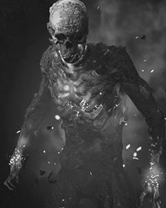 Immolator в Hunt: Showdown