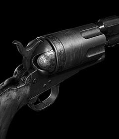 Револьверы и пистолеты в Hunt: Showdown