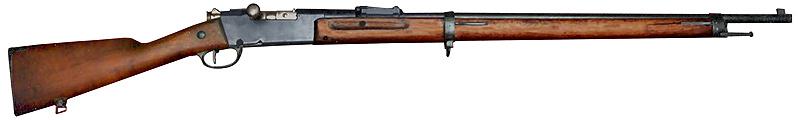 Lebel Model 1886 - 8x50mmR Lebel