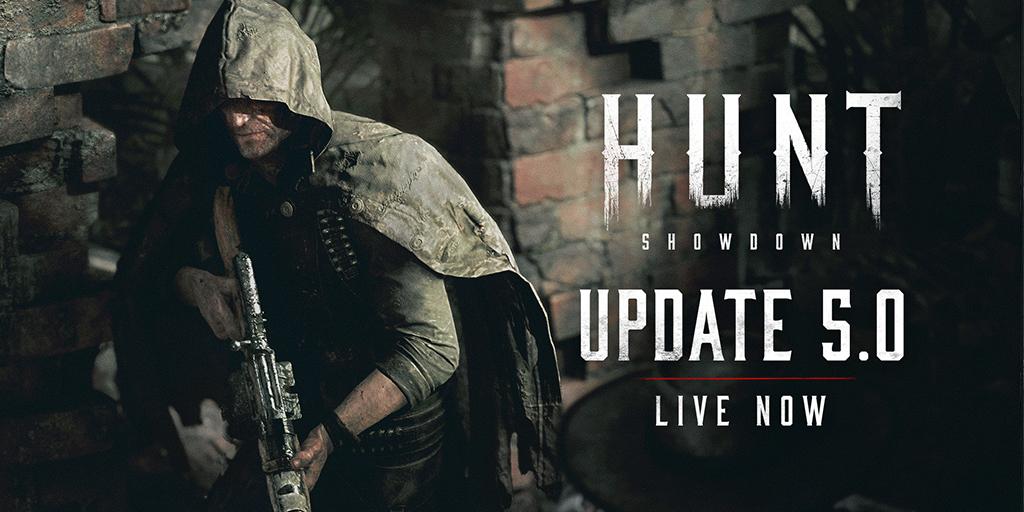 Обновление 5.0 Hunt: Showdown