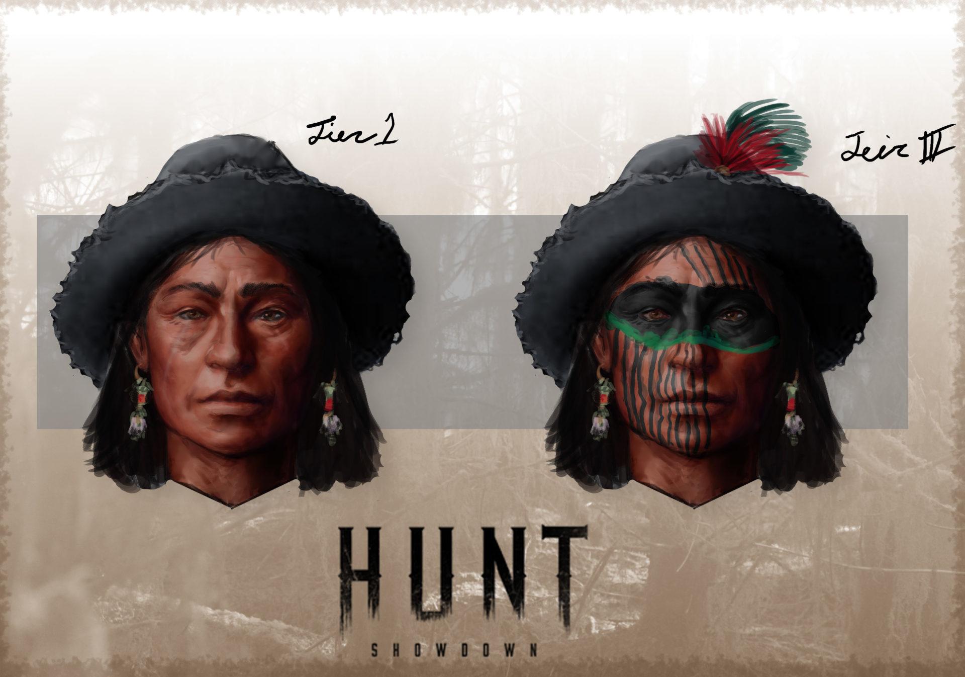Охотники-индейцы от CaptainThiccThighs