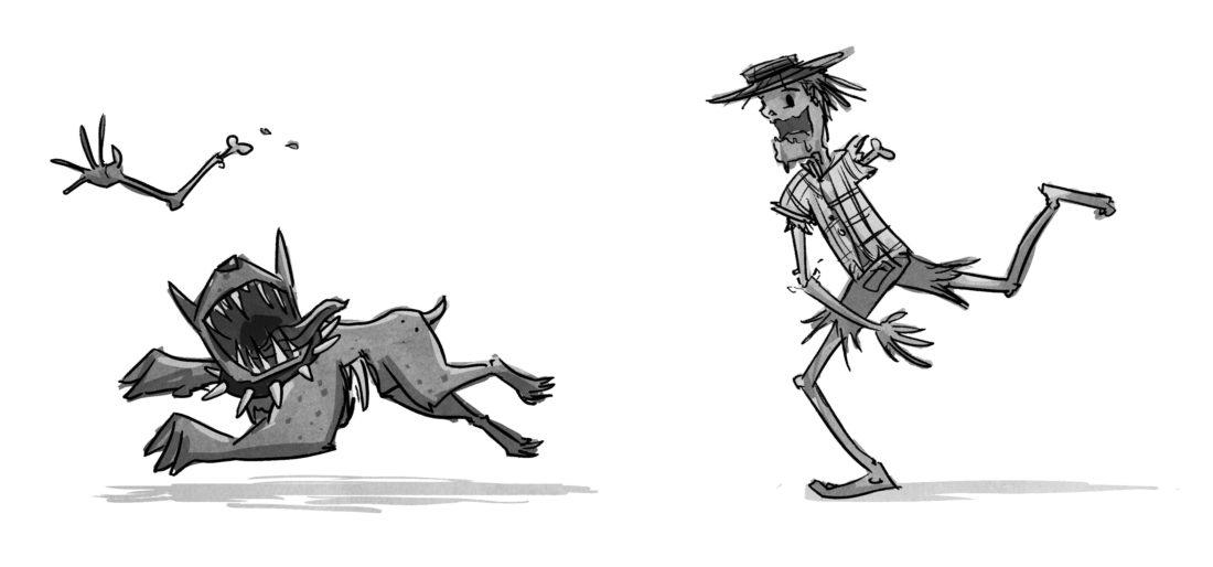 Hunt: Showdown Hellhounds
