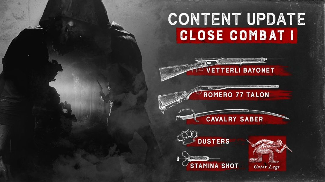 Hunt: Showdown - контентное обновление