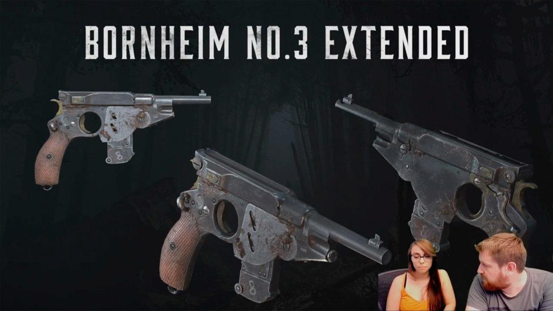 Bornheim No. 3 Extended